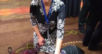 Paula Fitzsimmons DWAA Goodnewsforpets Award