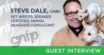 Steve Dale Interview Graphic