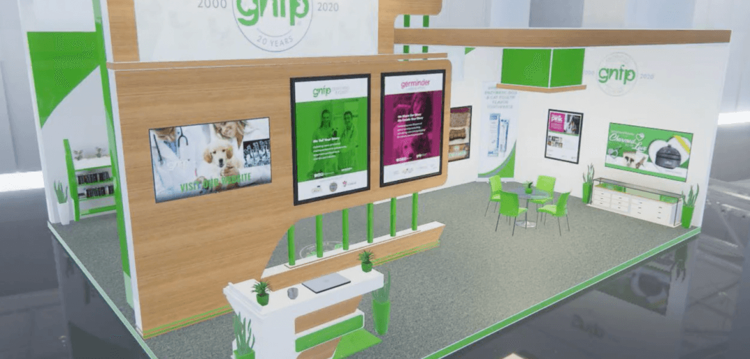 Goodnewsforpets Launches VMX Virtual Booth