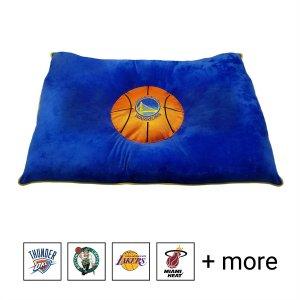 NBA dog pillow