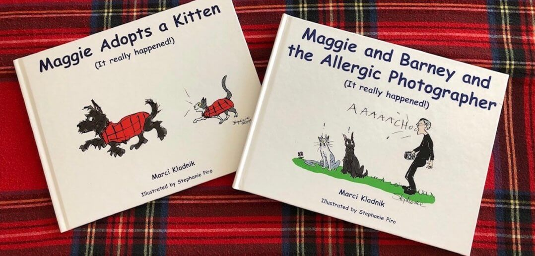 Award-Winning Author Kladnik Introduces Two New Children's Books