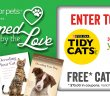 Purina Tidy Cats and Yesterdays News Contest Art