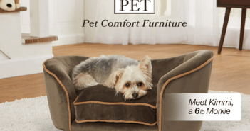 Enchanted Home Pet Bed