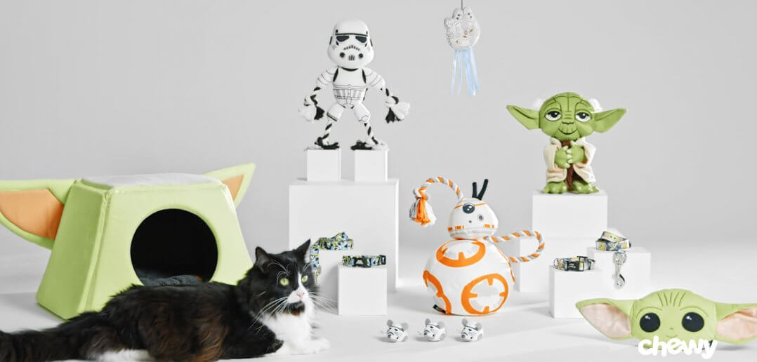 Disney Collection for Cats from Chewy