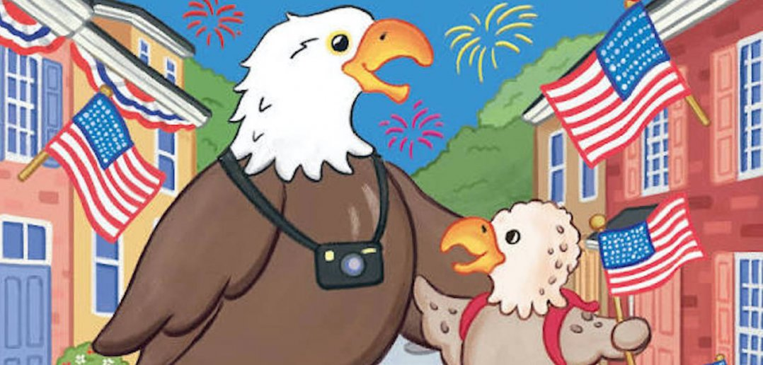 Hello, Fourth of July by Martha Day Zschock